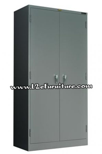 LK40 ตู้บานเปิดทรงสูง ชนิดมือจับแบบฝัง
