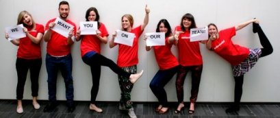 Work with us: Public Fundraising Officer