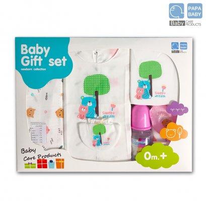 PAPA BABY ชุดของขวัญ สำหรับเด็กแรกเกิด รุ่น GFS-X02