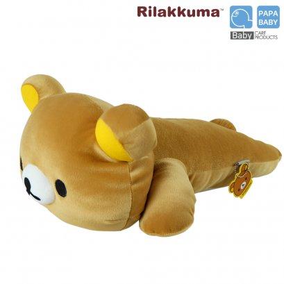 PAPA BABY BY RILAKKUMA หมอนข้างตุ๊กตาริลัคคุมะ สำหรับเด็กแรกเกิด-4ขวบ รุ่น RLK-D07A