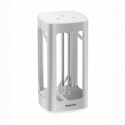 UVC disinfection desk lamp (Silver) Phillp