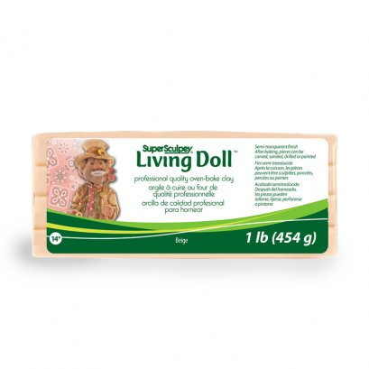Super Sculpey® Living Doll - Beige