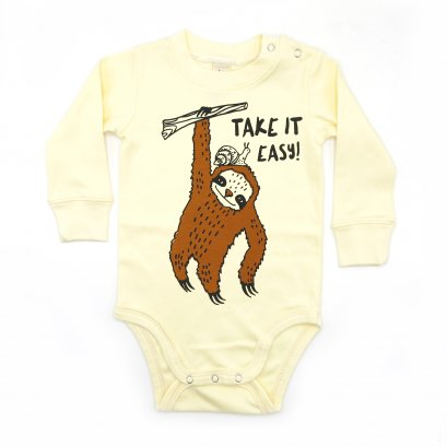 BABY 0-18M [C] LP0110 TAKE IT EASY
