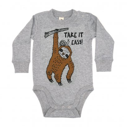 BABY 0-18M [C] LP0109 TAKE IT EASY