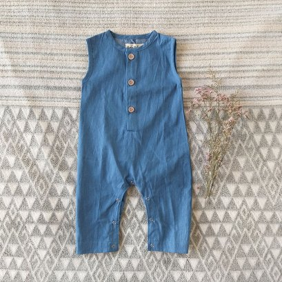 DENIM OVERALL 100% COTTON