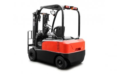 Four-wheel Electric Forklift 1.5-3.5 ton