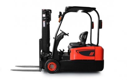 Three-wheel Electric Forklift 0.5-2 ton