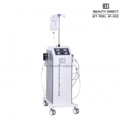 เครื่อง Jet Peel รุ่น 2 ระบบ Oxygen System & Vacuum Spa