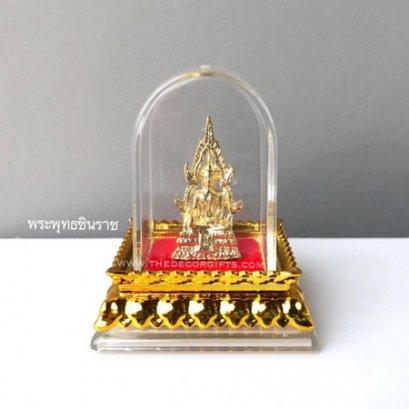 พระพุทธชินราช (พระครอบอะคริลิคใส)