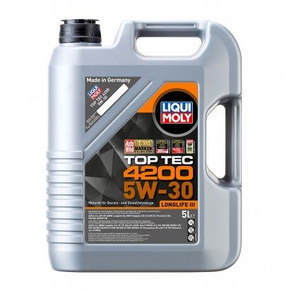 TOP TEC 4200 5W-30 น้ำมันเครื่องลิควิ โมลี่