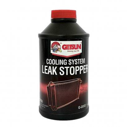 GETSUN นํ้ายาอุดรอยรั่วซึมระบบหม้อนํ้ารถยนต์ Cooling System Leak Stopper ( G-2003 )