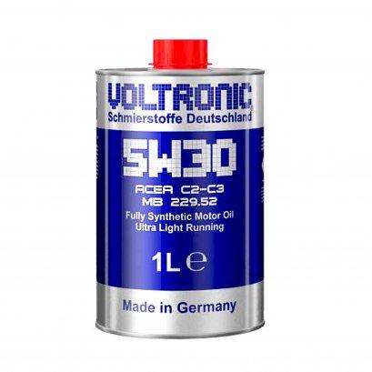 Voltronic น้ำมันเครื่องสังเคราะห์แท้ Voltronic 5W-30