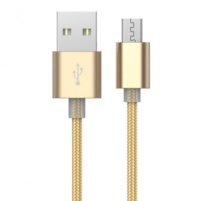 Devia Gracious Cable for Android (Gold)