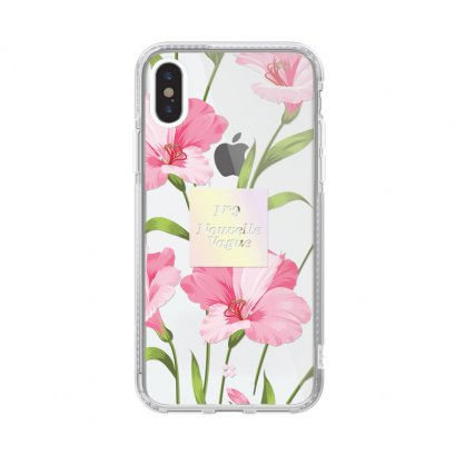 Case Studi iPhone XR, iPhone XS และ iPhone XS Max  FLORAL - NOUVELLE
