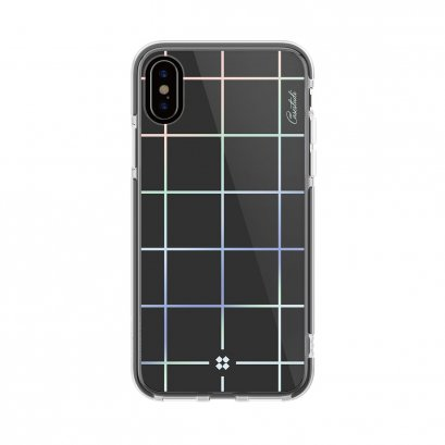 CaseStudi IPHONE X  PRISMART IMPACT CASE - SQ BLACK