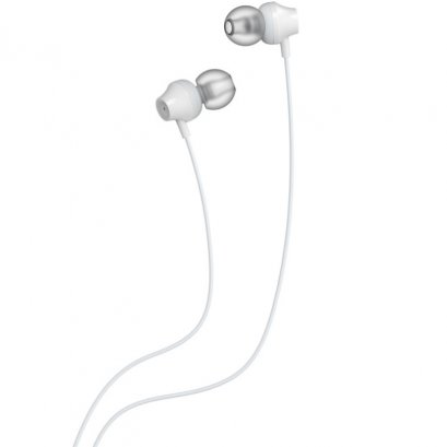 Devia D3 Ripple In-Ear Headphones (White)