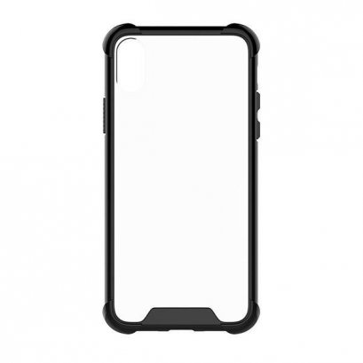 DEVIA SHOCKPROOF TPU CASE CASE for iPhone X - Black