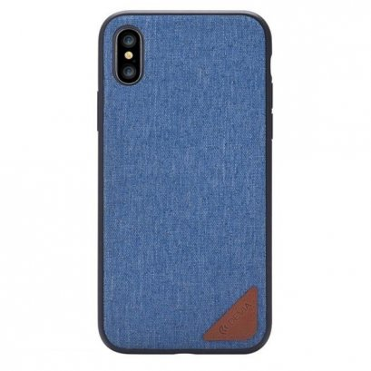DEVIA ACME CASE for iPhone X - BLUE