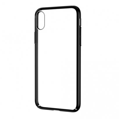DEVIA GLIMMER UPDATED VERSION CASE for iPhone X - Black