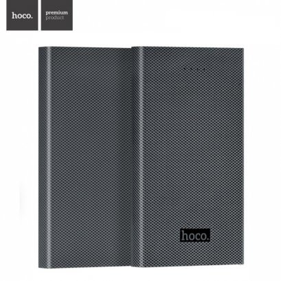HOCO Power Bank B12A 13000mAh CARBON FIBER - Grey