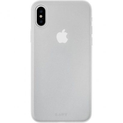 LAUT SLIMSKIN Case For iPhone X (CLEAR)