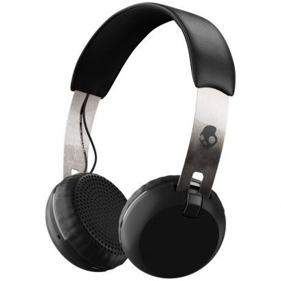 SKDY GRIND Wireless BLACK/CHROME