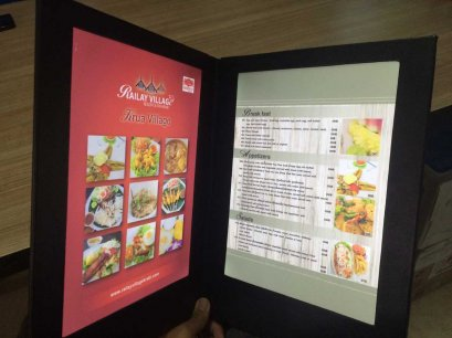 LED Menu 2 View