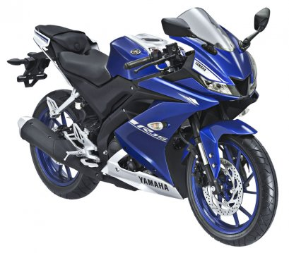 Yamaha All New YZF-R152017