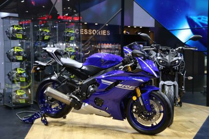 Yamaha YZF-R6  Refine Redesign Remarkable รูปลักษณ์ใหม่ โดดเด่นในอัตลักษณ์ของ R series