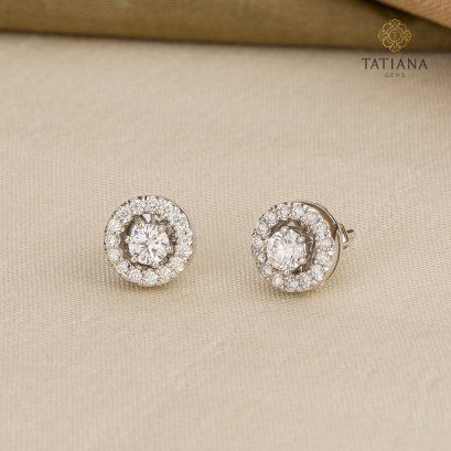 Diamond Earrings Jacket