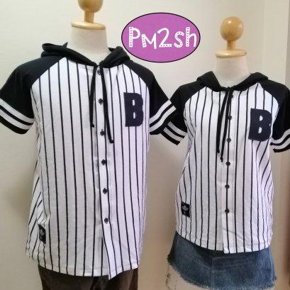 เสื้อคู่เบสบอล
