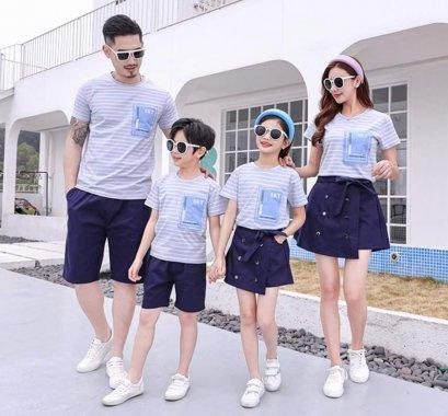 ครอบครัวสีฟ้ากรม