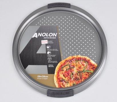 ถาดอบพิชช่ากลม ANOLON Advanced Bakeware