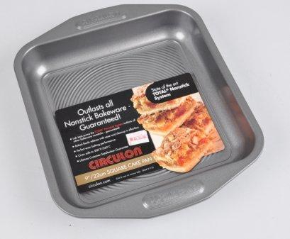 ถาดอบสี่เหลียม จตุรัส Circulon Bakeware