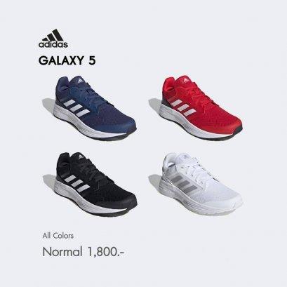 รองเท้า adidas  รุ่น Galaxy 5