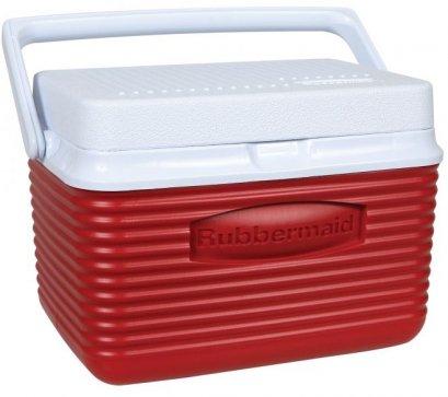 คูลเลอร์ กระติกน้ำRubbermaid รุ่น 2A09 (สีแดง)
