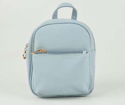 กระเป๋าเป้แฟชั้นสีฟ้าคราม SP126 S-180409