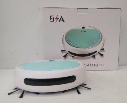 หุ่นยนต์ดูดฝุ่น S&A  Robotic Vacuum Cleaner