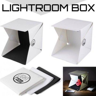 Lightroom Box Studioสตูดิโอถ่ายภาพเคลื่อนที่