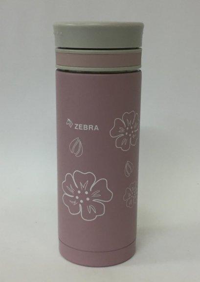 ถ้วยน้ำสูญกาศZEBRA  0.35 ลิตร Flora
