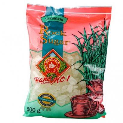 น้ำตาลกรวดถุงตรามือที1 500 ก.