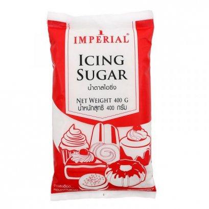 น้ำตาลไอซิ่งอิมพีเรียล 400 ก.