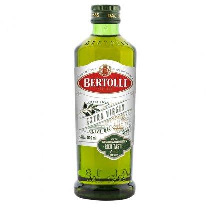 น้ำมันมะกอกเอ็กซ์ตร้าเวอร์จินแบร์ทอลลี่ 500 มล.