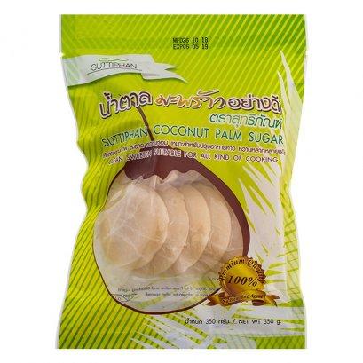 น้ำตาลมะพร้าว สุทธิภัณฑ์ 350 ก.
