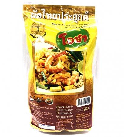 ผัดหมี่โคราช ตราโอชา 200 ก.ผัดไทยประยุกต์