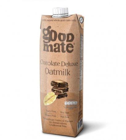 นมโอ๊ตUHT กู๊ดเมท ช็อกโกแลต 1000 มล.