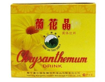 เครื่องดื่มชงเก็กฮวยเจีย ซอง 200 ก. 1*10*20