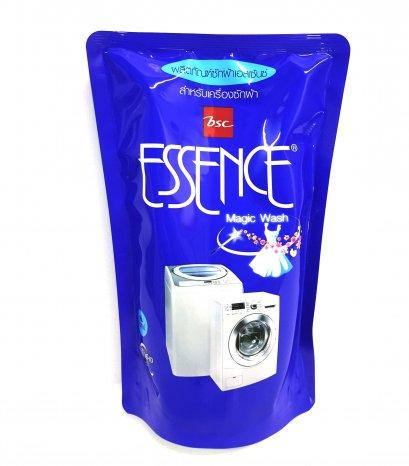 น้ำยาซักผ้าเอสเซ้นซ์ซักเครื่องรีฟิล 700 มล.