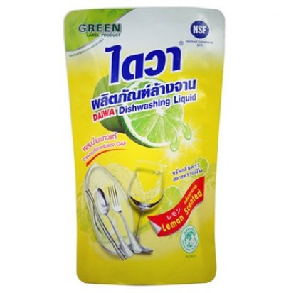 น้ำยาล้างจาน ไดวา รีฟิล 500 มล.