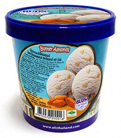 บัดส์ ไอศกรีม บัตเตอร์ อัลมอนด์ ไพน์ 280 กรัม